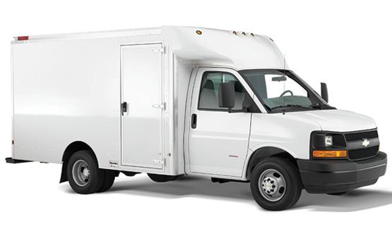 Cargo Box Van